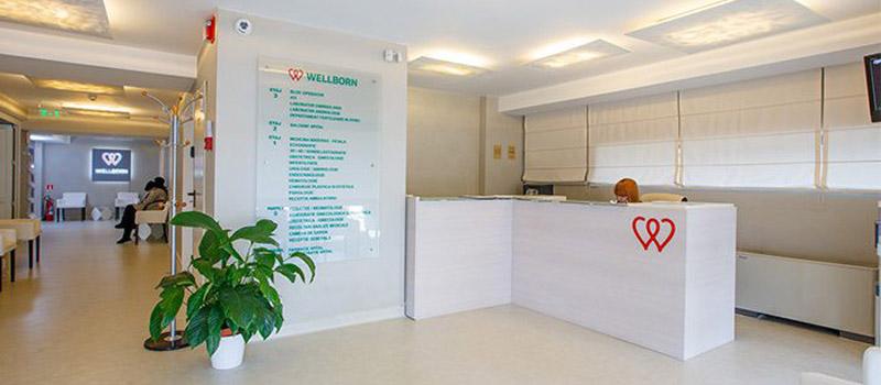 Chirurgia ginecologica la spitalul Wellborn